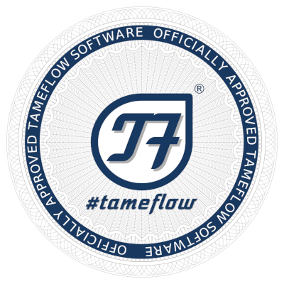 Officially Approved TameFlow Software