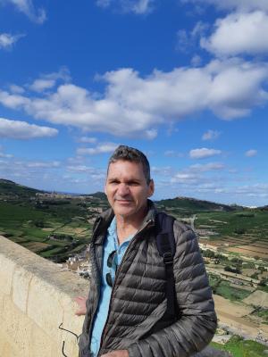 Daniel Gagnon in Malta