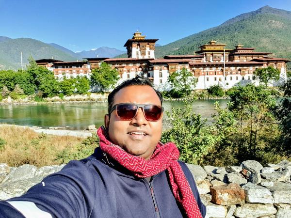 Sandeep Joshi B