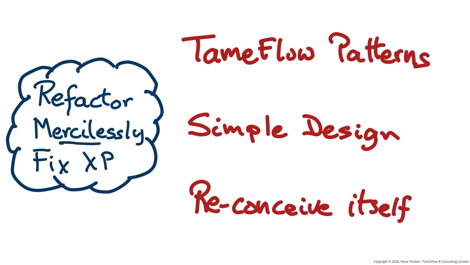 XP and TameFlow 4